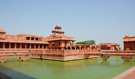 Fatehpur Sikri in Agra, India Stock Photography