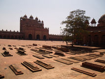 Fatehpur Sikri, Agra, India Royalty Free Stock Images