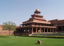 Fatehpur Sikri, Agra, India Fotografie Stock Libere da Diritti
