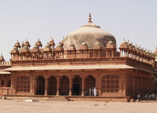 Fatehpur Sikri, Agra, India royalty-vrije stock afbeelding
