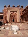 Fatehpur Sikri, Agra, Indien Stockbilder