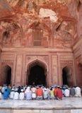 Fatehpur Sikri, Agra, Indien Stockfotografie