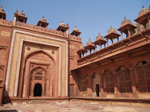 Fatehpur Sikri, Agra, Indien Lizenzfreies Stockbild