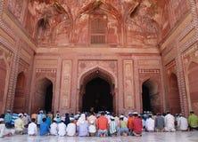 Fatehpur Sikri, Agra, la India Imagen de archivo