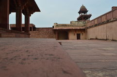 Fatehpur Sikri. Ancient Forts of Fatehpur Sikri,  Agra Stock Photo