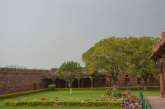 Fatehpur Sikri. Ancient Forts of Fatehpur Sikri,  Agra Royalty Free Stock Photos