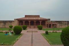 Fatehpur Sikri. Ancient Forts of Fatehpur Sikri,  Agra Stock Image