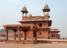 Fatehpur Sikri. Architectural detail around Fatehpur Sikri, a city in Uttar Pradesh, India Stock Image
