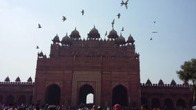 Fatehpur Sikri Buland Darwaza Obraz Royalty Free