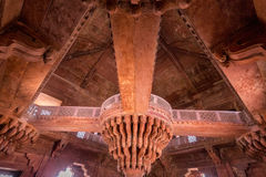 Fatehpur Sikri city. Antient abandoned city of Fatehpur Sikri n the Agra District of Uttar Pradesh, India Stock Photo