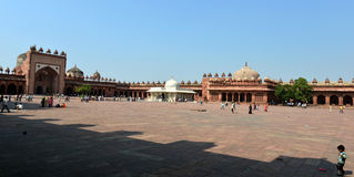 Fatehpur Sikri Complex Royalty Free Stock Image