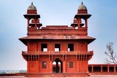 Fatehpur Sikri en Agra Imagen de archivo libre de regalías