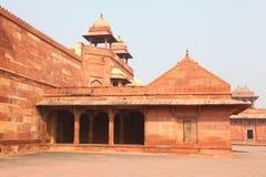 Fatehpur Sikri Fort Imágenes de archivo libres de regalías