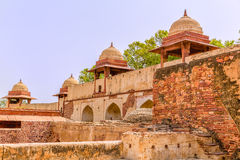 Fatehpur Sikri fort Royalty Free Stock Photo