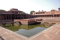 Fatehpur Sikri, Inde Image stock