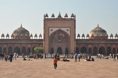 Fatehpur Sikri in India Stock Images