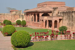 Fatehpur Sikri in India Royalty Free Stock Photography
