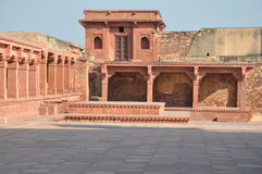 Fatehpur Sikri in India Royalty Free Stock Images