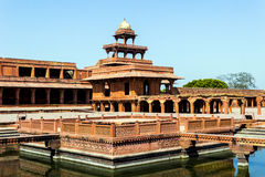 Fatehpur Sikri, India, built by Akbar Stock Photo