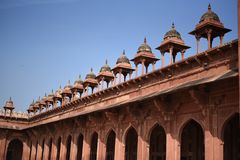 Fatehpur Sikri, India Royalty Free Stock Image