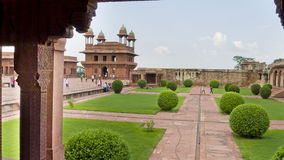 Fatehpur Sikri, India. Royalty Free Stock Images