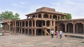 Fatehpur Sikri, India. Royalty Free Stock Photo