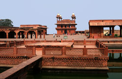 Fatehpur Sikri, Indien Lizenzfreies Stockbild