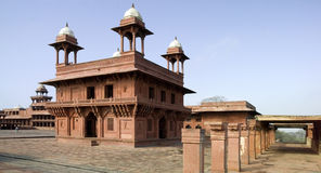 Fatehpur Sikri - l'India Immagini Stock