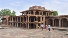 Fatehpur Sikri, la India. foto de archivo libre de regalías
