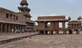 Fatehpur Sikri, la India. fotografía de archivo libre de regalías