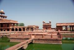 Fatehpur Sikri, la India Fotografía de archivo libre de regalías