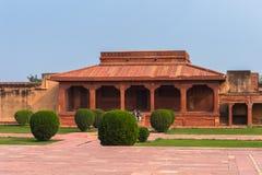Fatehpur Sikri, miasto w Agra okręgu Uttar Pradesh, Wewnątrz Zdjęcia Royalty Free
