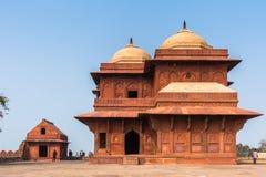 Fatehpur Sikri, miasto w Agra okręgu Uttar Pradesh, Wewnątrz Zdjęcie Royalty Free