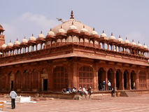 Fatehpur Sikri Moghul Monuments Stock Images