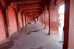 Fatehpur Sikri Moghul Monuments Stock Photography