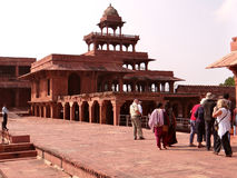 Fatehpur Sikri Moghul Monuments Royalty Free Stock Images