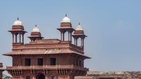 Fatehpur Sikri pałac zdjęcie royalty free