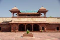 Fatehpur Sikri, Ragiastan fotografie stock