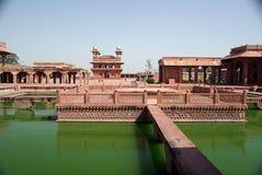 Fatehpur Sikri, Ragiastan Fotografia Stock Libera da Diritti