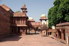 Fatehpur Sikri, Rajasthan Stock Afbeeldingen