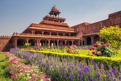 Fatehpur Sikri stad Royaltyfri Bild