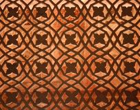 Fatehpur Sikri temple window, India Stock Photography