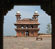 Fatehpur Sikri - Uttar Pradesh - India Stock Photo