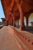 Fatehpur Sikri Uttar Pradesh india Arkivfoton