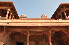 Fatehpur w India Sikri Zdjęcia Royalty Free