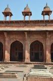 Fatehpur w India Sikri Fotografia Stock