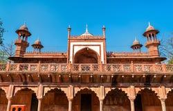 Fatehpuri Masjid, meczet blisko Taj Mahal w Agra, India Fotografia Stock