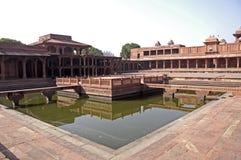 fatehpurindia sikri fotografering för bildbyråer