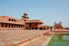 fatehpurindia sikri Royaltyfri Foto
