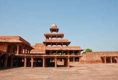 fatehpurindia sikri Arkivfoton
